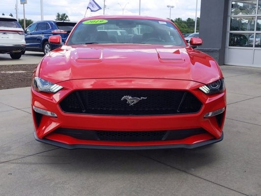 2019 Ford Mustang GT Premium Sanford NC Fayetteville
