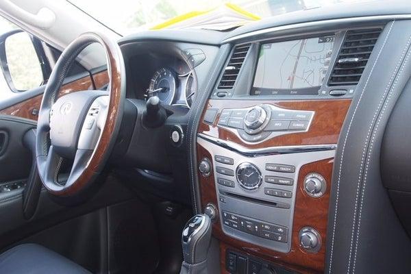 2018 INFINITI QX80 2WD